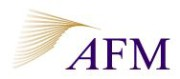 AFM reageert op consultatie Ontwerpbesluit bekendmaking niet-financiële informatie