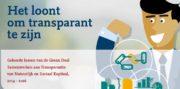 Ervaringen met transparantie over Natuurlijk en Sociaal Kapitaal gepubliceerd