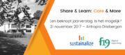Sustainalize en F19 organiseren event over 'Core & More' reporting concept