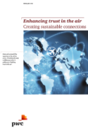 Kwaliteit duurzaamheidsverslag luchtvaartmaatschappijen loopt uiteen