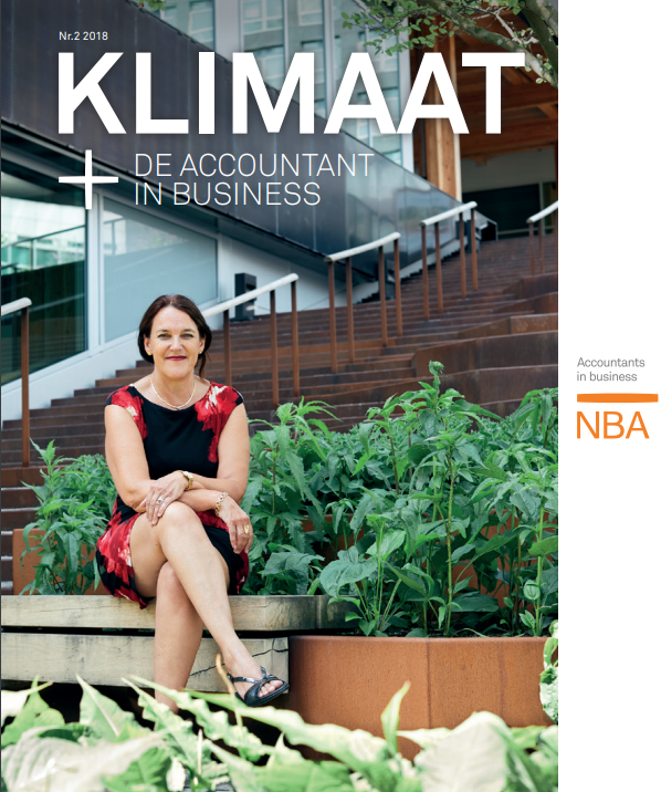 Accountants publiceren magazine over klimaatopgave en rapportage