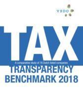 Nederlands bedrijfsleven transparanter op belastinggebied; Aegon winnaar 'Tax Transparency Award 2018'