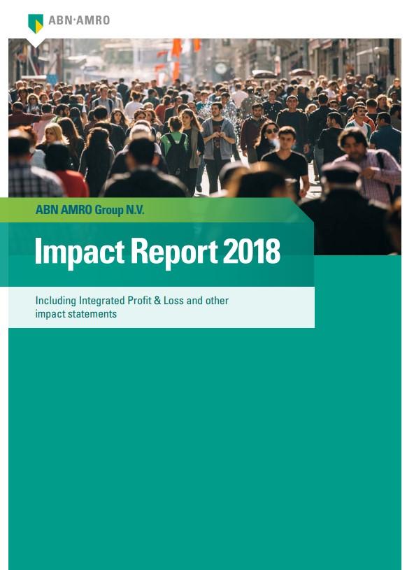 ABN AMRO heeft primeur met Impact Report op basis nieuwe richtlijn om maatschappelijke winst en verlies te berekenen