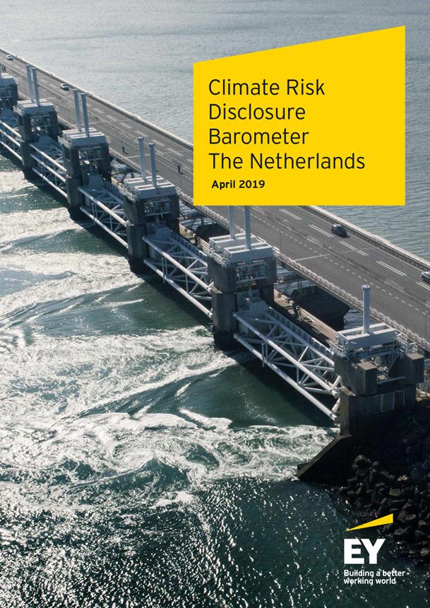 Nederlandse bedrijven rapporteren maar matig over klimaatrisico's