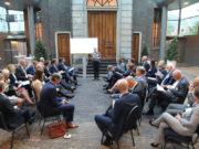 Ontbijtbijeenkomst Kristal: 'Transparantie is een teken van kracht'