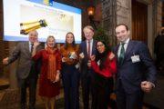 Schiphol wint Kristalprijs 2019