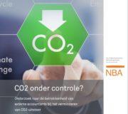 Klimaatbeleid wel in het vizier, maar nog onvoldoende in dagelijkse praktijk van accountants