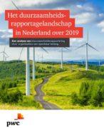 PwC analyseert duurzaamheidsrapportering door organisaties van openbaar belang