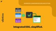Workiva Cloud Platform vereenvoudigt en versnelt ESG-rapportage voor bedrijven over de hele wereld