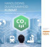 NBA publiceert 'Handleiding klimaat' voor accountants